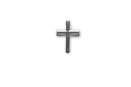 Cross Pin- Accessory, Gift Giving, Spiritual, Decoration