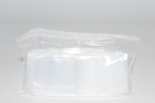 1.5x2 Zip Bags- 100ct- 2ml thickness