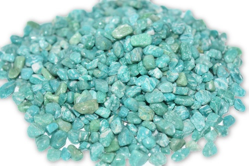 50g Amazonite Crystal CHips-