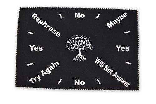 Tree Pendulum Mat- Pendulums, Divination, Wicca, Pagan, Protection, Spirituality, Tarot