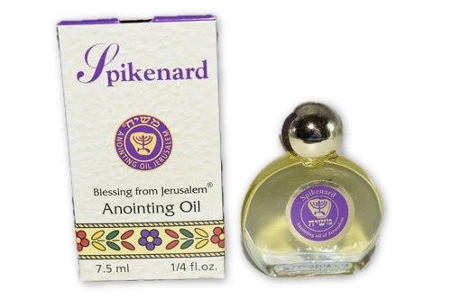 Spikenard Anointing Oil 7.5ml - Holy Oil- Anointing Oil-