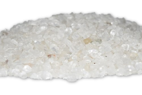50g Clear Quartz Crystal Chips