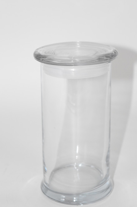 20 oz Glass Jar with Lid- Elite Status Jar 20 oz with Lid -  Craft Supplies,  Altar Supplies,