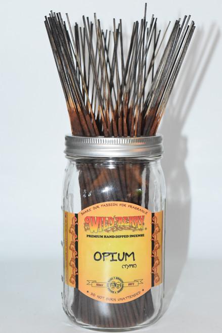 Opium Scented Wildberry Incense Sticks- 10 sticks- Incense sticks