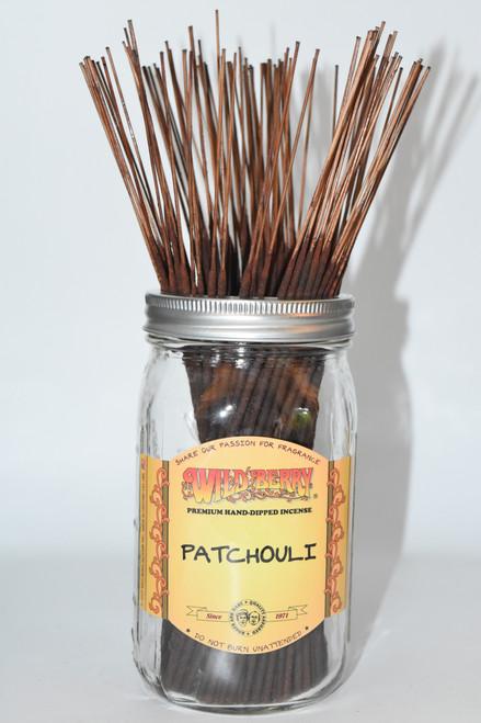 Patchouli Wildberry Incense Sticks- 10 sticks- Incense sticks