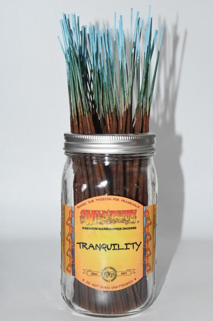 Tranquility Wildberry Incense Sticks- 10 sticks- Incense sticks