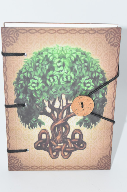 Tree of Life Hard Cover Journal Notebook