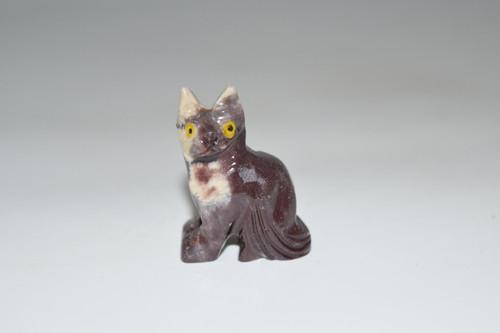 Cat Animal -Dolomite Crystal