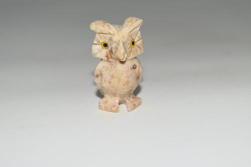 Owl Animal -Dolomite Crystal