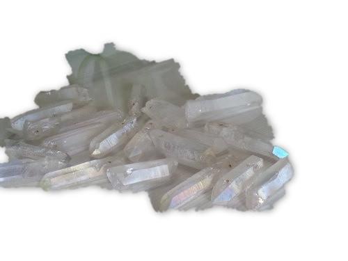Opal Angel Aura Quartz/ White Angel Aura Quartz