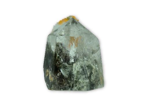145g Red and Green Phantom Quartz Crystal