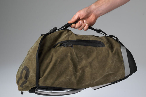 1953 Army Tent Carry on Mode