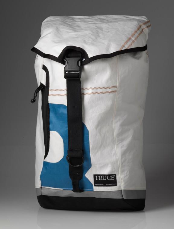 Dacron sailcloth front