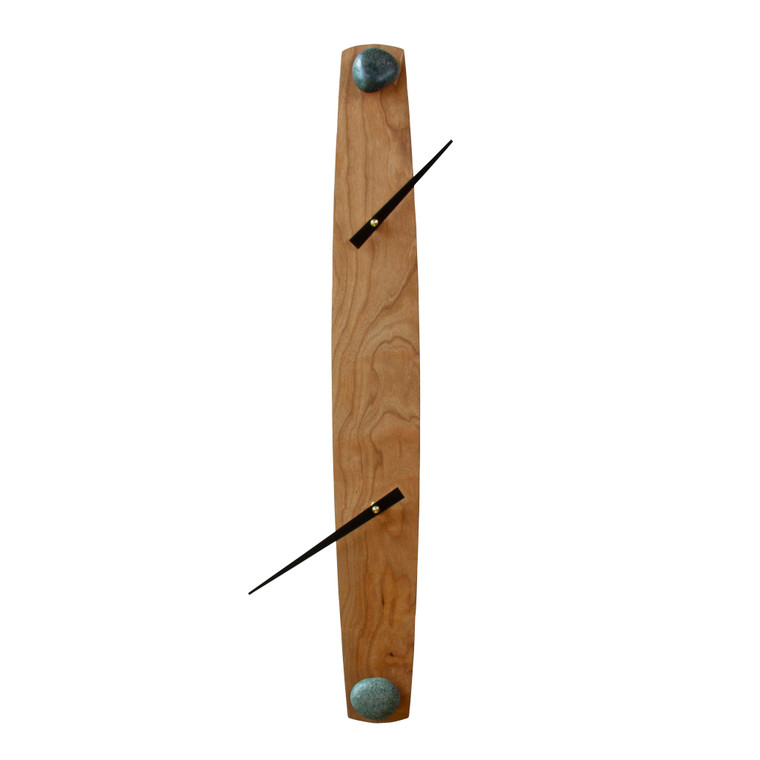 Clock vertical