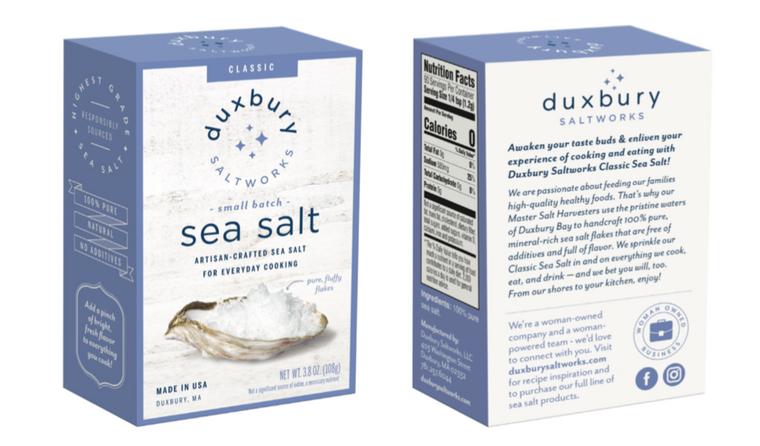 Salt Box 2 sides