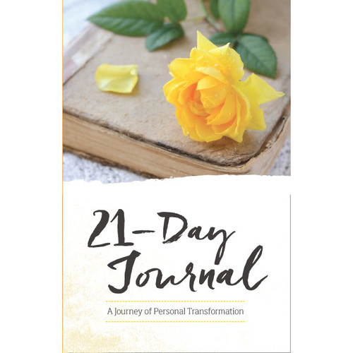 21Day Journal A Journey of Personal Transformation