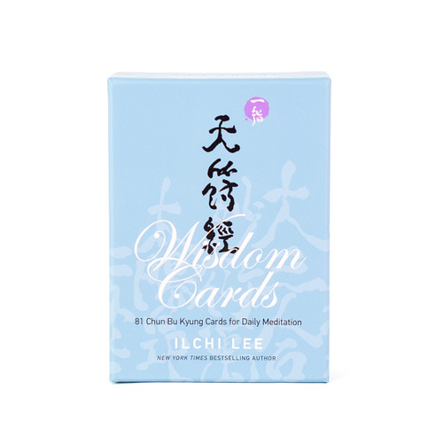 ChunBuKyung Wisdom Cards