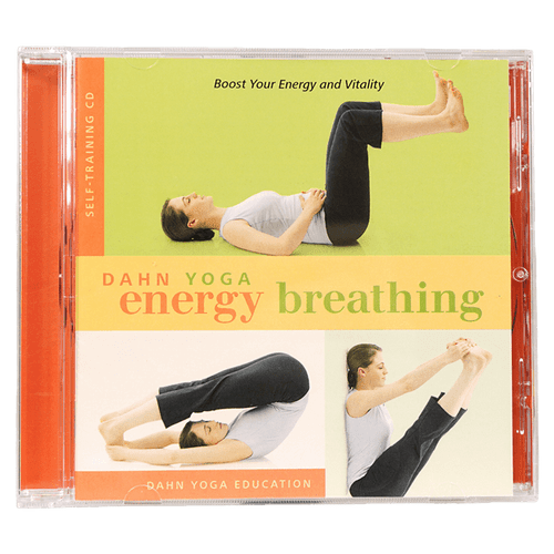 Dahn Yoga Energy Breathing SelfTraining CD