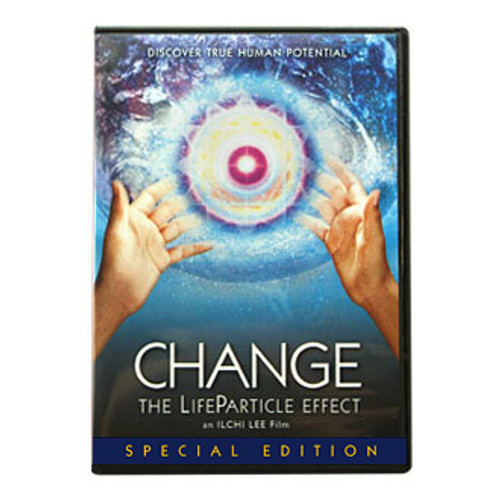 Change The LifeParticle Effect Special Edition DVD