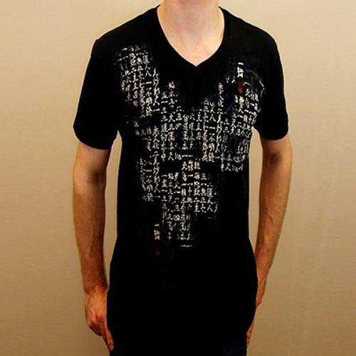 Ilchi CBK Tshirt Vneck Black