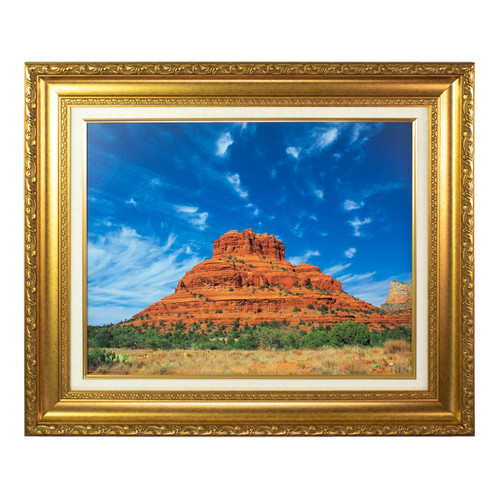 Bell Rock Framed Photo