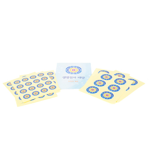 LifeParticle Energy Stickers