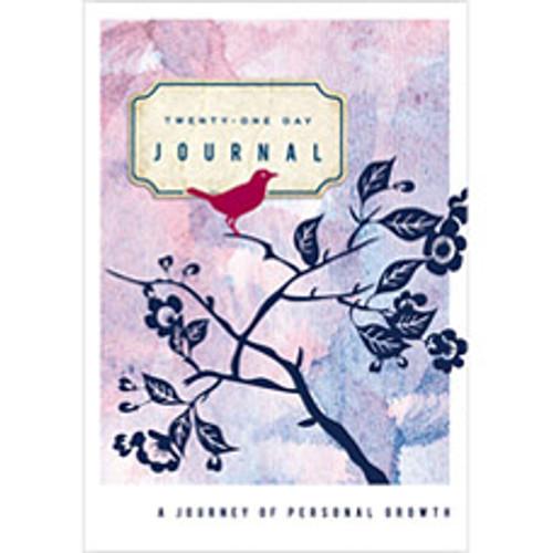 Twentyone Day Journal A Journey of Personal Growth Original