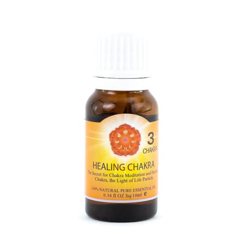 Healing Chakra Essential Oils