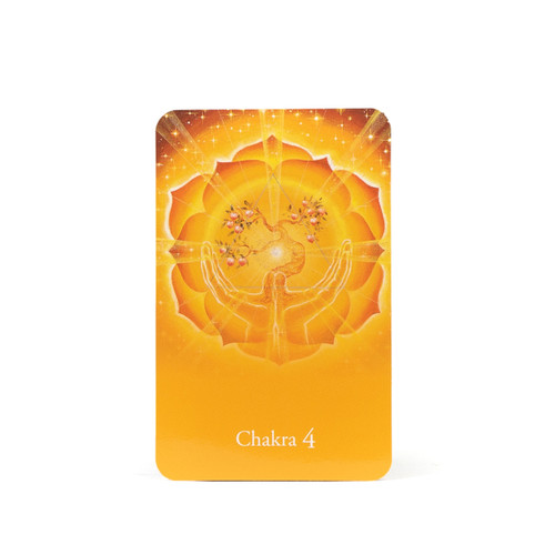 7 Chakras Energy Cards