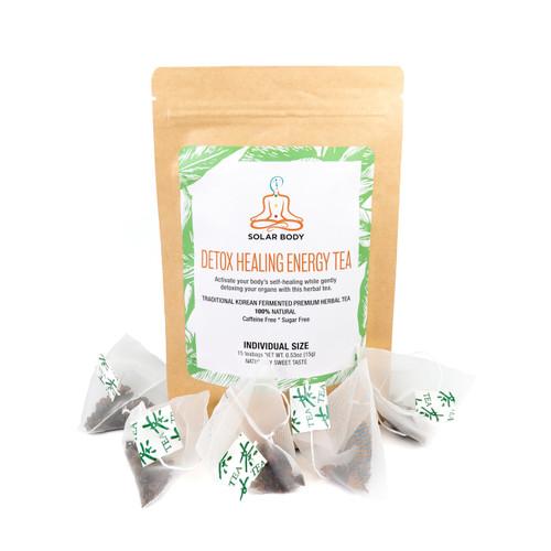 Detox Healing Energy Tea