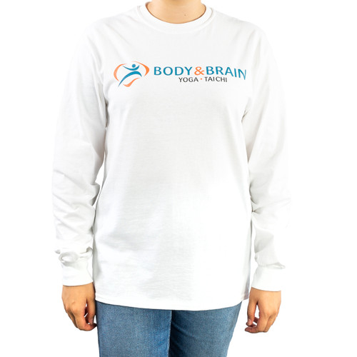 Body & Brain Long Sleeve Shirt