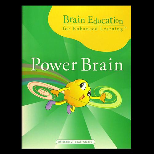 Brain Education for Enhanced Learning Workbook 2 Lower Grades