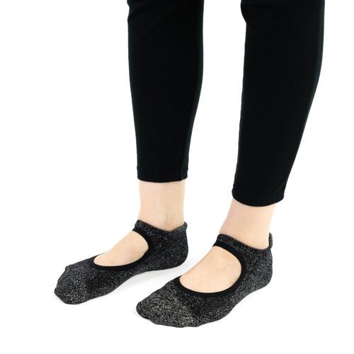 Top-Band Yoga Socks