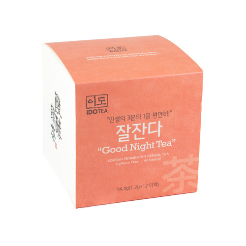 Good Night Tea for Sleep - Korean Fermented Herbal Tea