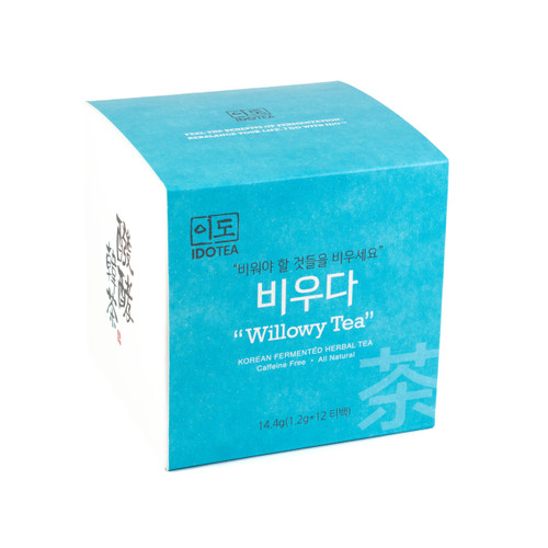 Willowy Tea for Digestion - Korean Fermented Herbal Tea
