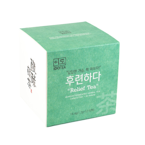 Relief Tea for Calmness - Korean Fermented Herbal Tea
