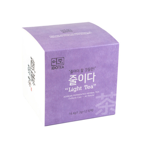 Light Tea for Detox - Korean Fermented Herbal Tea