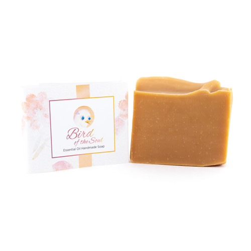 Bird of the Soul Soap