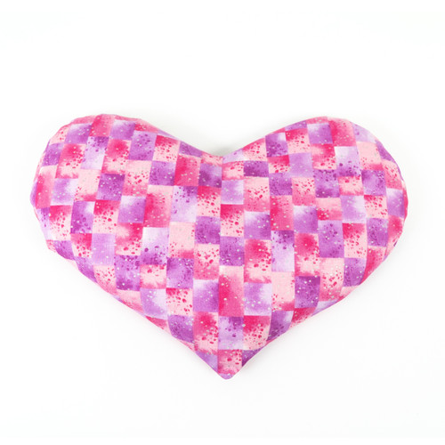 Heartshaped HotCold Pack - Pink