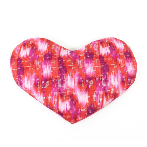 Heartshaped HotCold Pack - Red