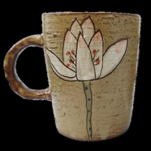 Lotus Flower Teacup Set of 2 cups
