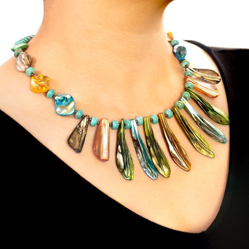 Solar Body Necklaces