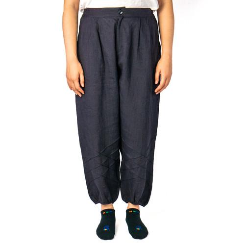 Flowy Linen Tai Chi Pants (Unisex)
