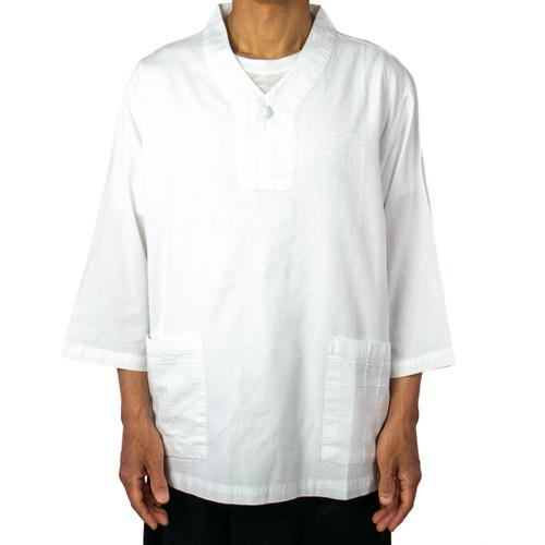 Cotton Tai Chi Uniform Shirt (Unisex)
