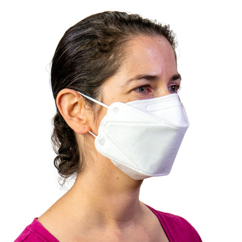 KF94 3-D Cotton Filter Face Mask (2 Pack)