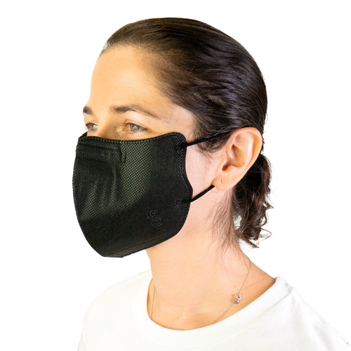 Hyper Purifying Breathing Filter Mask  (10 pack)