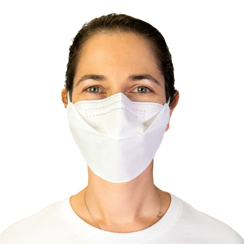 3-D Nanofiber Filter Mask (20 Pack)