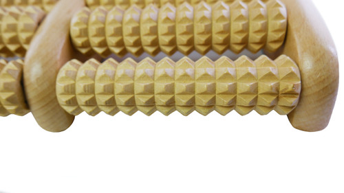 Wooden Foot Massager Roller