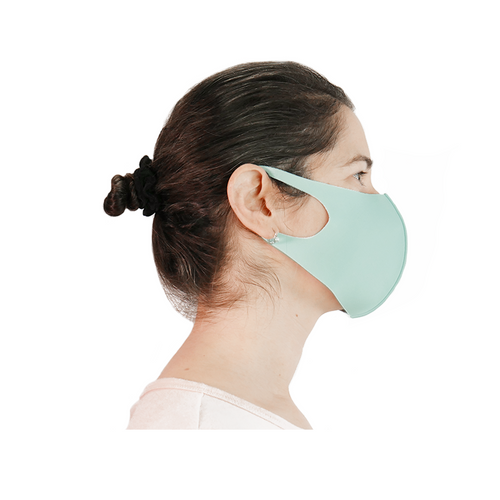 Copper-Infused Antimicrobial Reusable Face Mask