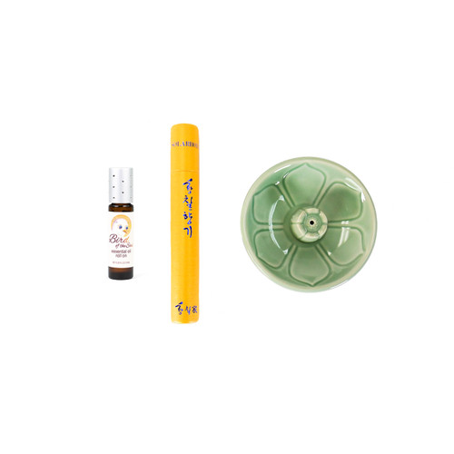 Meditation Aromatherapy Set